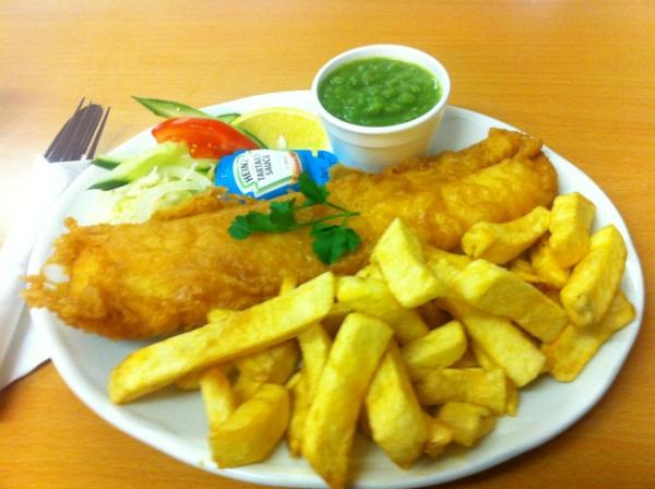 The wigmore fish restaurant luton good chippy award for Cuisine 2017 restaurant awards
