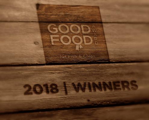 Good Food Award for Fish and Chips